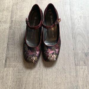 Peter Kaiser gorgeous brogue heels.